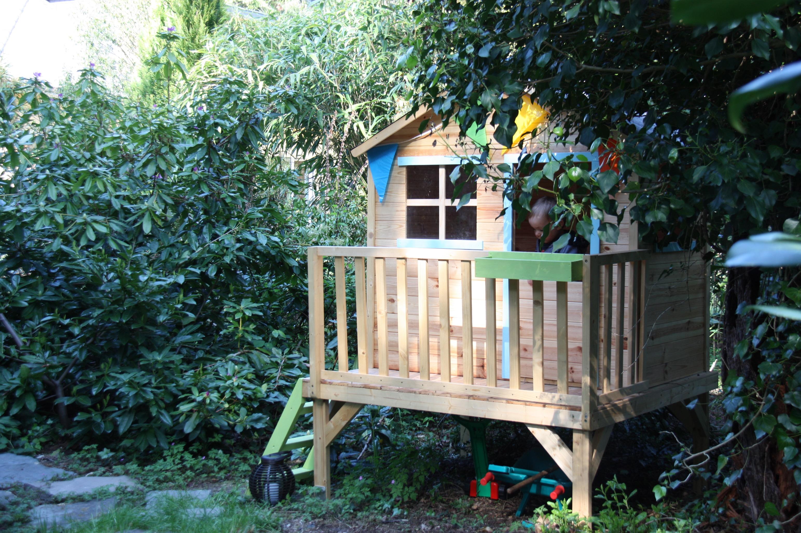 cabane pour enfants gwenadeco. Black Bedroom Furniture Sets. Home Design Ideas