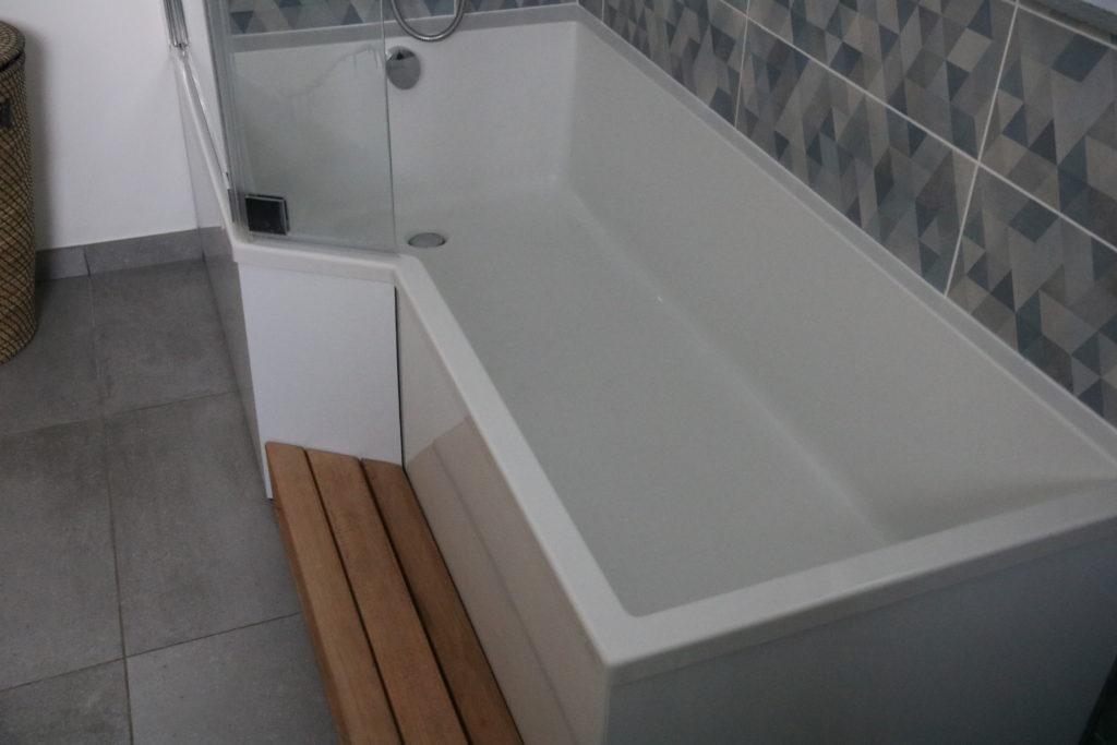 Salle de bain scandinave gwenadeco for Cocktail scandinave salle de bain